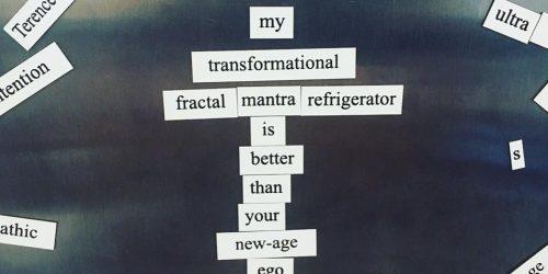 my fractal refridgerator